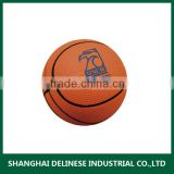 basketball stress ball with stand