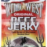 FDA quality ziplock beef jerky packaging bag                                                                         Quality Choice
