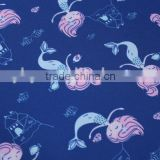 the new printed polyester pattern design fabric of the tent