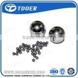 cemented carbide sphere for gearing tungsten carbide balls