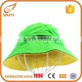 Polular cheap floppy twill hat strap plain bucket hat wholesale                                                                                                         Supplier's Choice