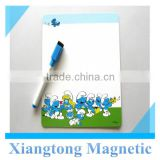 Kids Blue Spirit Magnetic Writing Board for Promotion