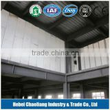 High Quality concrete magnesium oxide board With CE Certificate/partition mgo sheet/waterproof ceiling board
