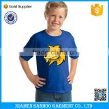 Hot Sale Oversized Promotion 100% Cotton Plain Kids Custom Tshirt Printing High Quality Children T Shirt                                                                         Quality Choice