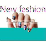 2014 New Design cosmetic Nail art polish stickers brush tool for dental cotton roll
