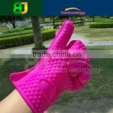 New Products 2014, 100% FDA grade, Rock Bottom Prices, waterproof, Heat Resistant Silicone Oven Gloves, Silicone BBQ Gloves