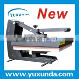 Thermal transfer press printing machine for Jersey