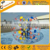 colorful dots crazy sports bubble suits,loopy football bumper TB261