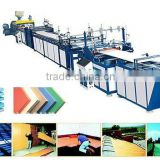 PP PE Plastic Foam Sheet Production Line