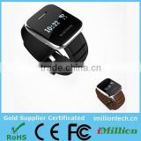 Hot fashion bluetooth watch, bluetooth smart watch , cheap smart bluetooth watch for mobile phone