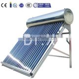 100L-300L Intergrated Low Pressure Vacuum Tube solar thermal hot water heater Instead of hot water boiler