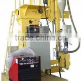 Heavy h beam I beam box beam automatic submerged arc welder welding equipment atuomatic cantilever welding machine