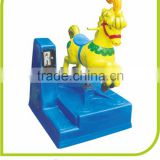 LSJQ-148 Well selling mechanical horse ride/excellent kiddie ride coffee cups