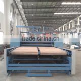 Inquiry about LBWJ08 Coconut coir fiber dishwash scrub pad processing machine line