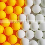 50 Pieces/A Bag Table Tennis Balls PingPong Balls Orange White For Lucky Draw