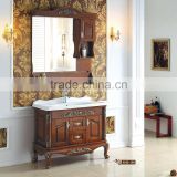 8042 Cheap antique 42 inch bathroom vanity made in china