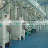 200T/D complete set grain processing equipment rice processing machine automatic rice mill plant