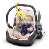 Create Your Own Design Bright Starts Take-Along Toy Beaming Buggie for Baby/Custom Eco-friendly Electric Sound Music Bee Factory