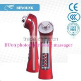 BU09 facial and body device takes new products on market galvanic photon ultrasonic ion facial massage