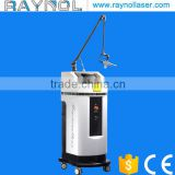 Face Lifting 10600nm Fractional Co2 8.0 FDA Approved Inch Laser Skin Resurfacing Machine 0.1mj-300mj
