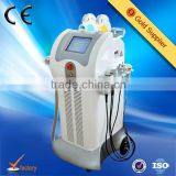 vertical salon use most cost effective 8 in 1 ipl multifunctional beauty machines italy CE