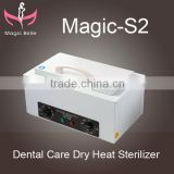 2015 hot sale Medical equipment Dental Instruments Dry Heat Sterilizer for salon use