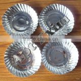 Hot-Selling High Quality Low Price Silver Laminated Paper Plates