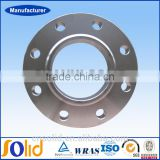 High Quality Class 125 ansi standard forged carbon stainless steel flange