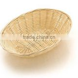 Bread bakery basket made from poly rattan eco friendly