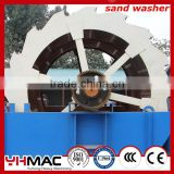 China Manufactuer Yuhong Sand Washing Machine for Sale In South East Asia Africa Central Asia