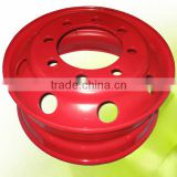 8.25*22.5 High Quality Steel Wheel for Sale