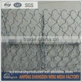 stainless steel gabion basket for fence