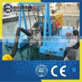 ShuiWang Low Consumption Of Sand Suction Dredger And Doubl Sand Pump With Engineers Available