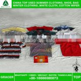 Men Summer T-shirts Cheap Used Clothing Supplier High Quality Used Clothes Wholesale Secondhand Clothing Wholesale Used Clothing