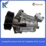 For NISSAN TIIDA DKS17D dc compressor air conditioner cars