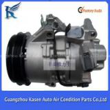 DENSO 5SE09C car ac automotive air conditioner compressors for Toyota Yaris