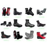 Soft neoprene cycling booties shoe covers various designs OEM