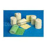 Colorful Plaster Of Paris Bandage Rolls Casting Gauze Ortho Tape For Art Hobby / Medical