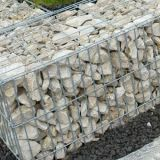 High quality galvanized welded gabion cage