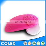 Makeup Facial Brush Cleaner Face Massager Exfoliator Sonic Silicone