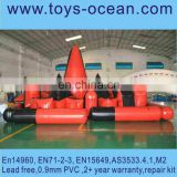 new inflatable production equipment ,outdoor gymnastic toys, paintball equipment from China