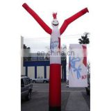 inflatable air dancer, inflatable sky dancer,dancing man