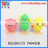 kids plastic wind up vegetable toy,cartoon toy