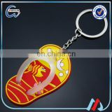 2016 Promotional NEW PRODUCT 3D Rubber Keychain