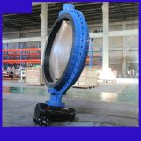 D341XT-16Q DN1200 Bronze disc epdm sealing single flange butterfly valve used Desalination plants