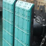 corrosion resistance HDPE marine fender facing pad