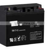 Manufacture AGM Battery 12v 17ah For Toys Agm Lead Acid Battery 12v 17ah 18ah 20ah 22ah 25ah