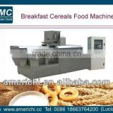 Twin screw food extruder