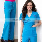 women fashionable nurse uniform designs europe medical scrubs suit                                                                         Quality Choice                                                     Most Popular