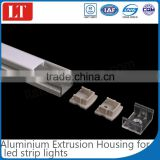 hot item aluminium extrusion profile led strip profile for led light bar aluminium heat sink